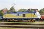 """Bombardier 34337 - metronom """"246 008-7"""" 28.09.2012 Bremerv�rde [D] Andreas Kriegisch"""