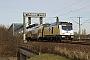 """Bombardier 34337 - metronom """"246 008-7"""" 10.02.2014 Hamburg,S�derelbbr�cken [D] Nahne Johannsen"""