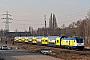 "Bombardier 34345 - metronom ""246 010-3"" 26.02.2011 Hamburg-Unterelbe [D] Torsten B�tge"