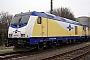 "Bombardier 34345 - metronom ""246 010-3"" 31.01.2011 Uelzen,Bahnbetriebswerk [D] Martin  Priebs"