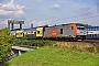 """Bombardier 34345 - metronom """"246 010-3"""" 20.09.2014 Hamburg,S�derelbbr�cken [D] Jens Vollertsen"""