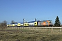 """Bombardier 34345 - metronom """"246 010-3"""" 08.03.2014 betweenBuxtehudeundNeuWulmstorf [D] Marius Segelke"""