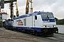 """Bombardier 34349 - IGT """"246 011-1"""" 03.09.2009 - Kiel-WikTomke Scheel"""