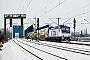"""Bombardier 34349 - metronom """"246 011-1"""" 13.01.2010 Hamburg,S�derelbbr�cken [D] Ren� Haase"""