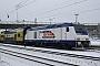 "Bombardier 34349 - metronom ""246 011-1"" 12.01.2010 - Hamburg-HarburgMartin  Priebs"