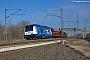 """Bombardier 34349 - Raildox """"246 011-1"""" 02.03.2013 - Stendal (Wahrburg)Stephan  Kemnitz"""