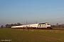 """Bombardier 34369 - RheinCargo """"285 104-6"""" 10.12.2013 Meerbusch-Ossum-B�singhoven [D] Vincent Schl�ter"""