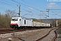 """Bombardier 34375 - IGE """"285 106-1"""" 21.04.2021 Rudolstadt-Schwarza [D] Frank Weimer"""