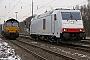 "Bombardier 34378 - HGK ""285 107-9"" 03.02.2012 Rheydt,G�terbahnhof [D] Wolfgang Scheer"
