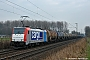 "Bombardier 34411 - SBB Cargo ""E 186 181-4"" 22.01.2010 - TilmeshofAlbert Hitfield"
