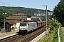 "Bombardier 34411 - Metrans ""E 186 181-4"" 16.06.2012 - Stadt WehlenHannes Ortlieb"
