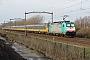 "Bombardier 34431 - Alpha Trains ""E 186 222"" 24.01.2021 - Tilburg-Reeshof Leon Schrijvers"