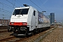"""Bombardier 34457 - NS Hispeed """"E 186 240"""" 04.03.2011 - Den HaagWillem van der Houven"""