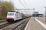 """Bombardier 34457 - Metrans """"E 186 240"""" 06.11.2011 - GeldermalsenHugo van Vondelen"""