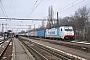 "Bombardier 34457 - Metrans ""E 186 240"" 03.03.2013 - Praha-HostivarGerold Rauter"