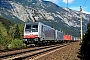 "Bombardier 34468 - Lokomotion ""186 282"" 28.09.2012 - SchwazKurt Sattig"