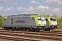"Bombardier 34486 - Captrain ""285 118-7"" 28.08.2014 M�hlberg,Kieswerk [D] Alexander Wiemer"