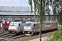 """Bombardier 34644 - CargoNet """"119 003"""" 03.05.2009 - Krefeld, BahnbetriebswerkHenk de Jager"""