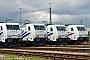 "Bombardier 34679 - Lokomotion ""185 663-2"" 10.08.2009 - München-Ost, RangierbahnhofAlbert Hitfield"
