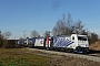 "Bombardier 34679 - Lokomotion ""185 663-2"" 12.01.2012 - WeichingThomas Girstenbrei"
