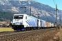 """Bombardier 34679 - Lokomotion """"185 663-2"""" 24.03.2010 - Schwaz (Tirol)Kurt Sattig"""