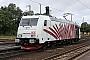"""Bombardier 34687 - Lokomotion """"185 666-5"""" 24.07.2009 - BebraSteven Kunz"""