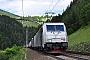 "Bombardier 34687 - Lokomotion ""185 666-5"" 04.06.2011 - St. JodokOndrej Dobes"