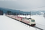 "Bombardier 34687 - Lokomotion ""185 666-5"" 02.03.2013 - Griessen, PassMarco Stellini"
