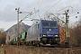 "Bombardier 34689 - LTE ""185 642-6"" 27.01.2012 - Bad HonnefChristoph Schumny"