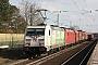 """Bombardier 34693 - DB Cargo """"185 389-4"""" 26.03.2021 - Nienburg (Weser)Thomas Wohlfarth"""