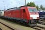 """Bombardier 34811 - DB Schenker """"E 186 337-2"""" 02.05.2014 - Kaiserslautern-EinsiedlerhofDietrich Bothe"""