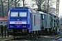 "Bombardier 34812 - Lotos Kolej ""3 650 023-6"" 06.12.2011 Lublin [PL] Maciej Malec"