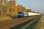 """Bombardier 34816 - Lotos Kolej """"3 650 025-1"""" 02.11.2011 Lasow [PL] Torsten Frahn"""