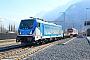 """Bombardier 34936 - BTK """"187 002"""" 05.03.2014 - Visp, GüterterminalBLS Cargo / Markus Seeger"""