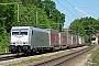 """Bombardier 34993 - TXL """"185 417-5"""" 07.05.2020 - Aßling (Oberbayern)Christian Stolze"""