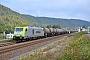 """Bombardier 34996 - Captrain """"285 119-4"""" 08.10.2014 K�nigstein [D] Torsten Frahn"""