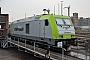 """Bombardier 34996 - Captrain """"285 119-4"""" 20.01.2015 DresdenAltstadt [D] Torsten Frahn"""