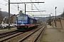 "Bombardier 34997 - Raildox ""076 109-2"" 26.02.2016 Yvoir [B] FX Huyghebaert"