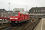 "Bombardier 35006 - DB Regio ""245 007"" 20.02.2014 Westerland(Sylt) [D] Nahne Johannsen"