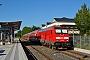 """Bombardier 35018 - DB Regio """"245 019"""" 28.06.2019 Nidda [D] Linus Wambach"""