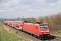 "Bombardier 35052 - DB Regio ""146 256"" 26.03.2021 - Bad Nauheim-Nieder-MörlenMarvin Fries"