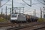 "Bombardier 35116 - CTL ""186 262-2"" 14.11.2016 - Oberhausen, Rangierbahnhof WestRolf Alberts"