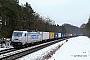 """Bombardier 35156 - Metrans """"386 003-8"""" 01.02.2015 - Nienburg-LangendammFabian Gross"""