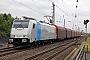 """Bombardier 35185 - VTG Rail Logistics """"186 431-3"""" 24.06.2015 - Dormagen-Delrath, Bahnhof NievenheimAchim Scheil"""