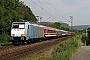 "Bombardier 35185 - VTG Rail Logistics ""186 431-3"" 05.07.2015 - Bonn-LimperichMartin Morkowsky"
