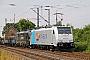 """Bombardier 35185 - VTG Rail Logistics """"186 431-3"""" 23.07.2015 - Dormagen-Delrath, Bahnhof NievenheimAchim Scheil"""