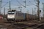 "Bombardier 35185 - VTG Rail Logistics ""186 431-3"" 27.01.2017 - Oberhausen, Rangierbahnhof WestRolf Alberts"