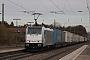 "Bombardier 35194 - Lokomotion ""186 436-2"" 04.11.2015 - ÜberseeGerd Zerulla"