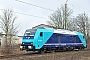 """Bombardier 35198 - Paribus """"245 201-9"""" 05.02.2015 Sarstedt [D] Achim Uhlenhut"""