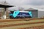 """Bombardier 35198 - NOB """"245 201-9"""" 19.02.2015 Husum [D] Martin  Priebs"""